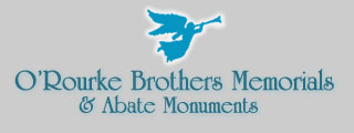 O'Rourke Brothers Memorials & Abate Monuments Logo