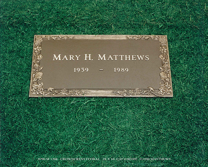 Portfolio Of Bronze Plaques And Markers O Rourke Brothers Memorials Amp Abate Monuments