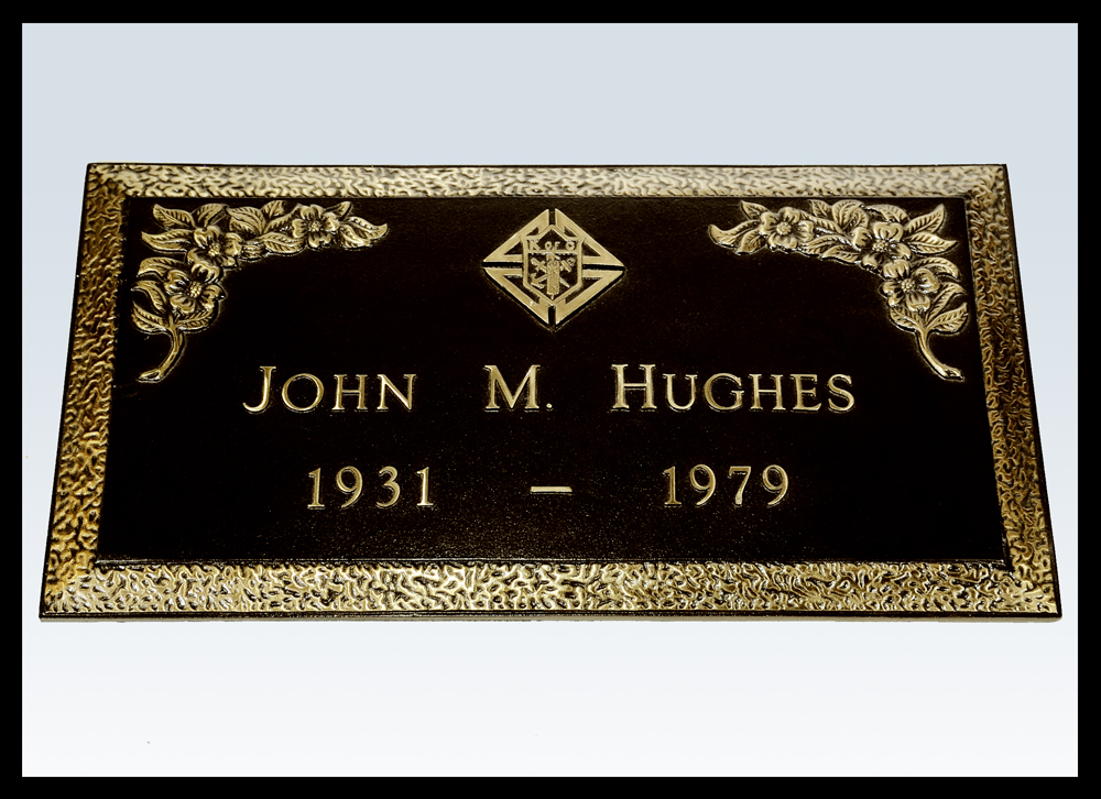 Bronze Grave Markers O Rourke Brothers Memorials Amp Abate Monuments